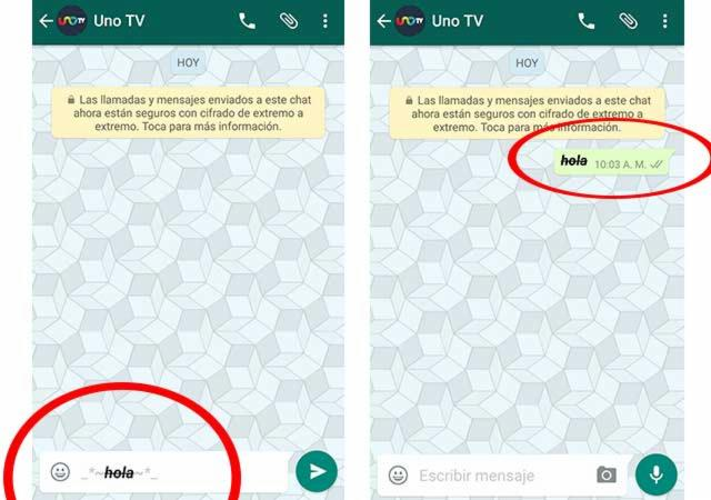 Cinco tips de WhatsApp que debes saber…