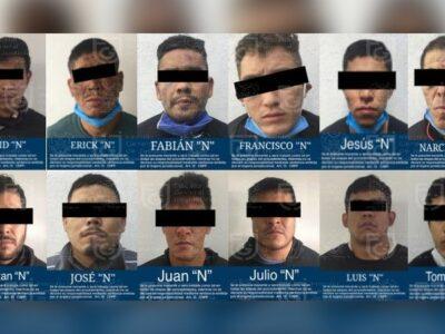 Caso García Harfuch: procesan a 12 de los detenidos por atentado