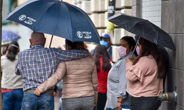 Clima para hoy: continuarán fuertes lluvias en el país.