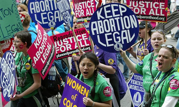 Aborto en EU