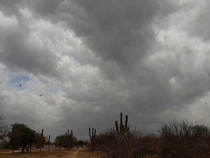 Baja California Sur registra lluvias y alto oleaje por depresión