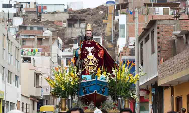 San Pedro y San Pablo: ¿quiénes son y por qué se les festeja?