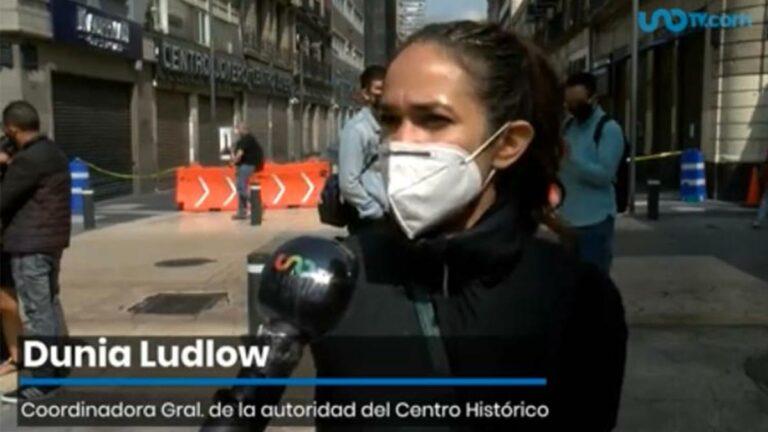 Uno TV recorrió el Centro Histórico de CDMX tras reapertura de comercios