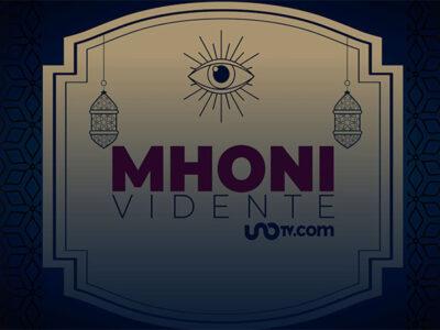 Las predicciones semanales de Mhoni Vidente.