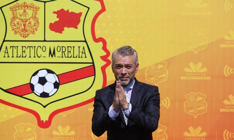 José Luis Higuera es accionista en Atlético Morelia, equipo de la Liga de Expansión y busca colocarlo en Primera División.