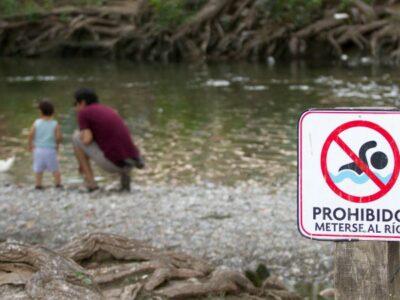"""La """"ameba come cerebros"""" suele habitar en cuerpos de agua contaminados"""