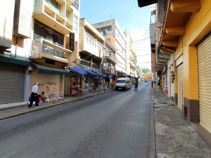 SCJN suspende actividades comerciales en Cuernavaca