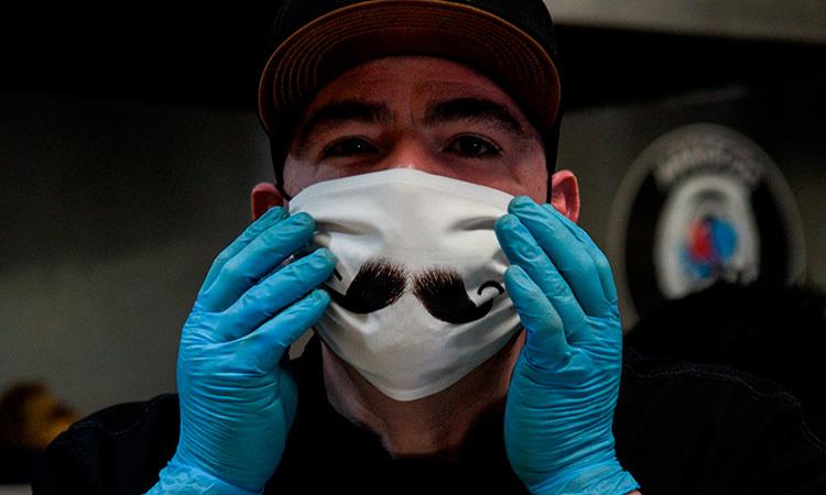 Cubrebocas caseros, son los mejores durante pandemia