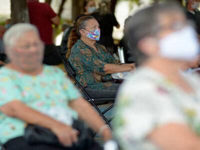 Adultos mayores ya pueden recibir adelanto de 4 meses de pensión