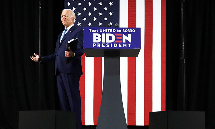 Joe Biden gana Michigan