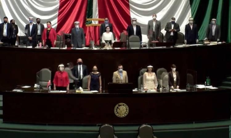 Eligen diputados consejeros del INE.