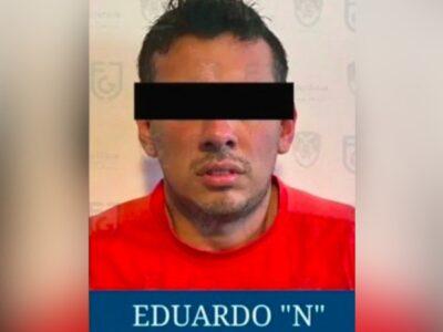 En Azcapotzalco, detienen a acosador que seguía a mujeres desnudo