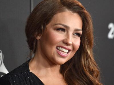 Thalía narra en tiktok terrible experiencia con garrapata