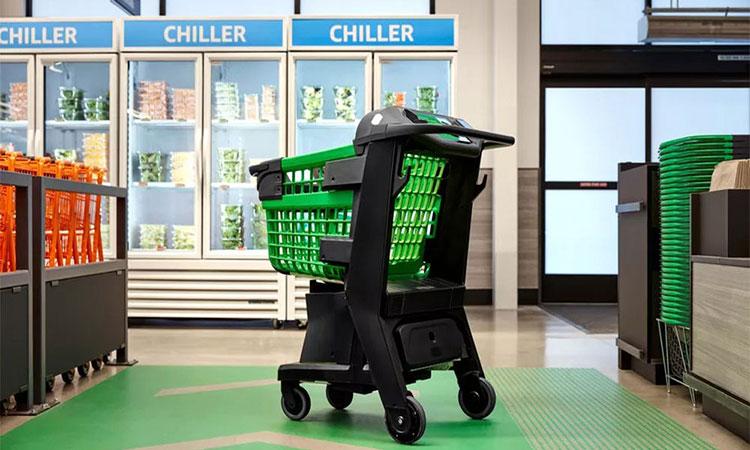 Amazon Dash Cart: El carrito inteligente para supermercados
