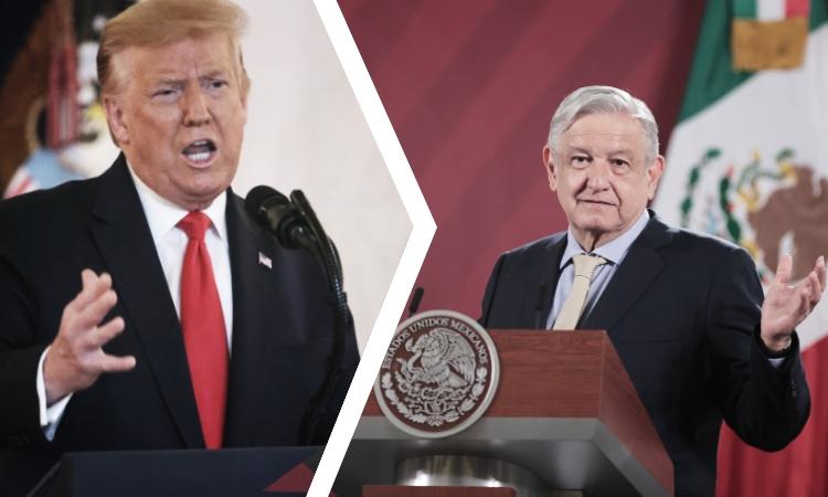 Reunión AMLO-Trump: estos son los temas que tratarán