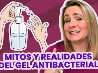 Mitos del gel antibacterial