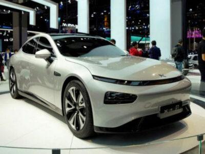 En China, buscar competir contra el Tesla con autos eléctricos