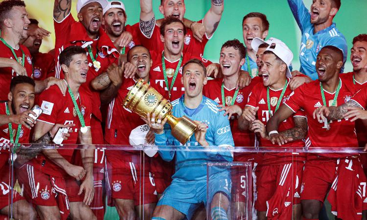 Bayer logra el doblete el Alemania