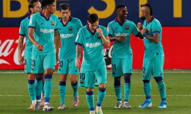 El Barcelona sigue vivo en LaLiga.