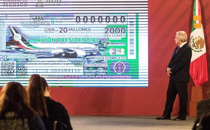 Lotería Nacional: ¿cómo va venta de cachitos para avión presidencial?