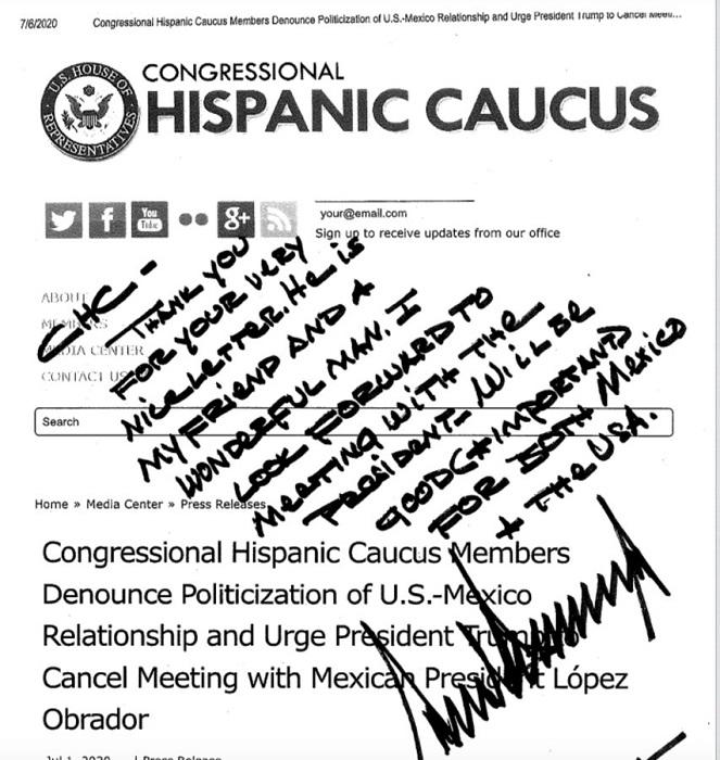 Caucus Hispano