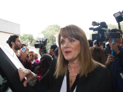 Erika Buenfil se convierte en Miranda Priestly para TikTok