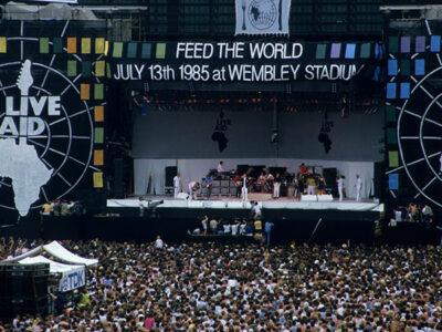 Día del Rock Live Aid