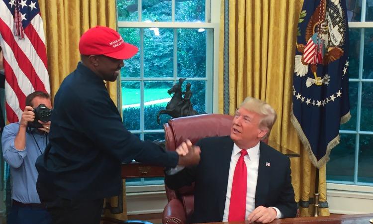 kanye west a la presidencia de estados unidos