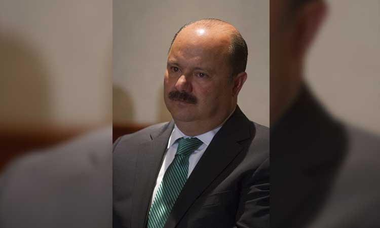 César Duarte: Fiscalía de EU pide negarle libertad bajo fianza