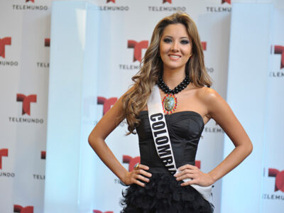 Daniella Álvarez baile