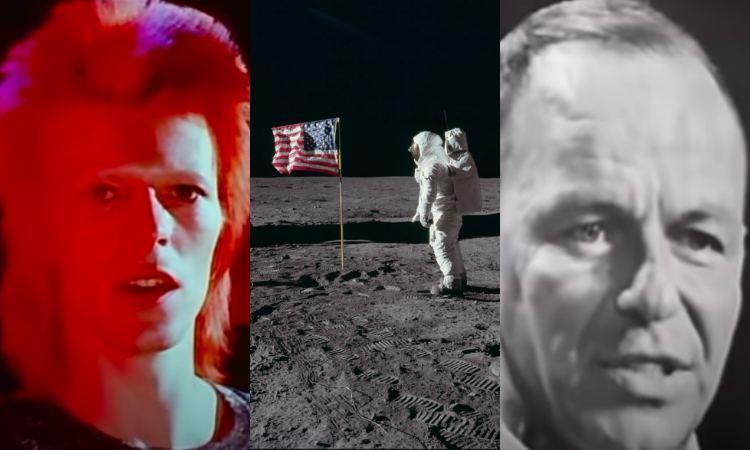 En el aniversario 51 de la llegada del hombre a la Luna, 3 canciones para recordar a Neil Armstrong