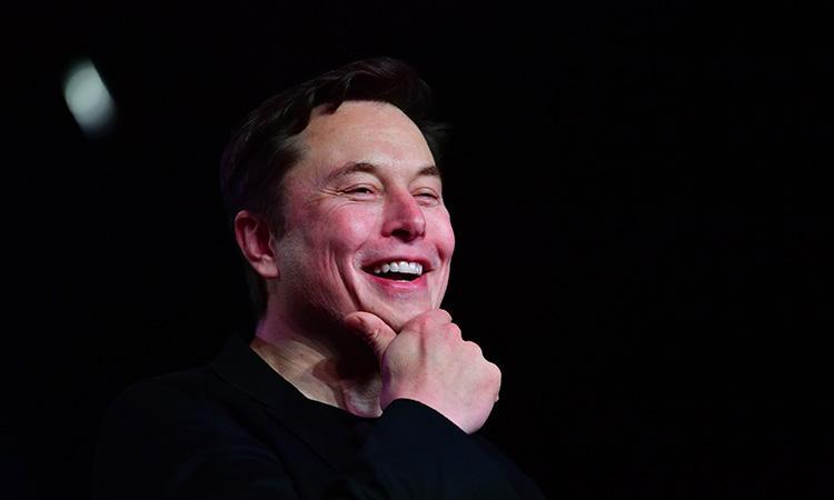 Elon Musk hijo