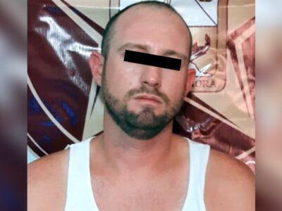 En Caborca, Sonora, detienen a prófugo de EU acusado de asesinato