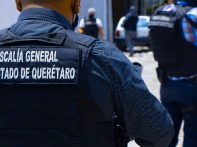 En Querétaro, caen 2 extorsionadores, uno de ellos conocido de la víctima