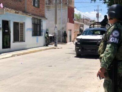 En Guanajuato, balean a subdirector de la policía municipal de Moroleón