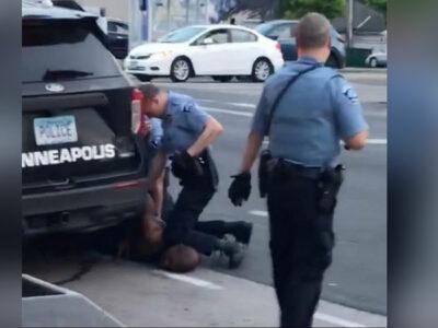 George Floyd dijo 20 veces que no podía respirar: revela transcripción policial