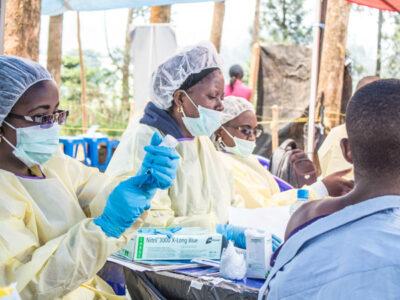 Rebrote de la epidemia de Ébola se expande por la RD Congo