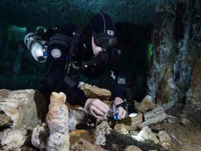 En Quintana Roo descubren mina de ocre más antigua de América