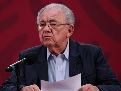 Javier Jiménez Espriú deja la SCT por un diferendo con AMLO