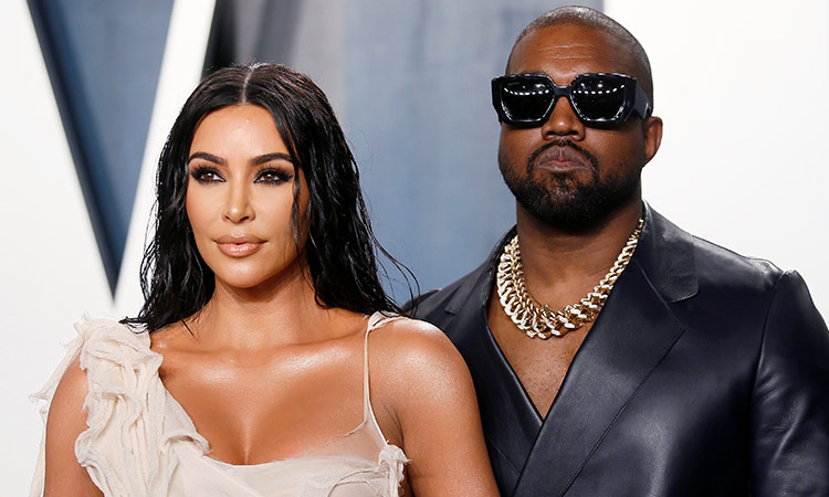 Kanye West divorcio Kim Kardashian