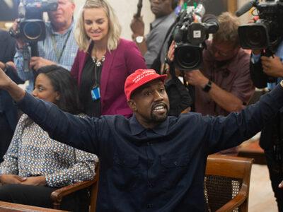 Kanye West presidente