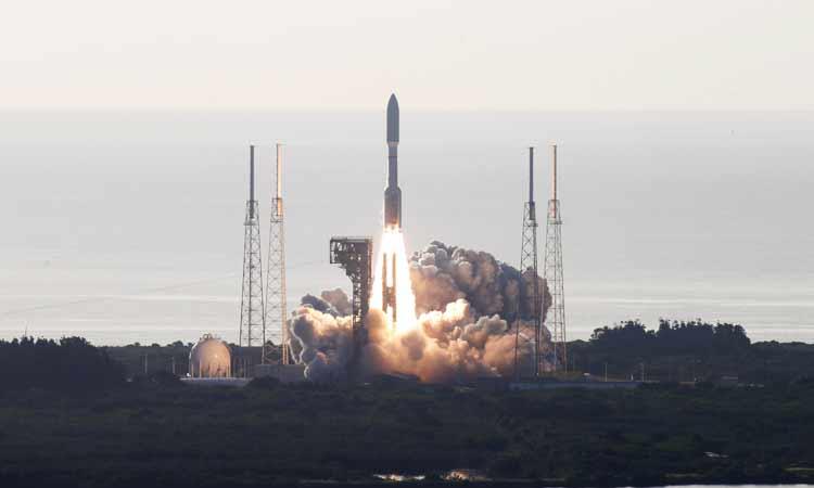 lanzamiento misión a marte 2020