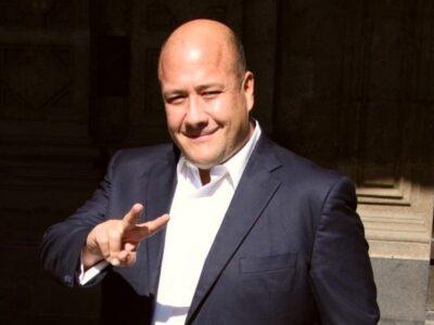 ENRIQUE ALFARO AMENAZA CJNG