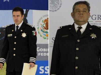 Luis Cárdenas Palomino y Ramón Pequeño García eran gente de confianza de Genaro García Luna.