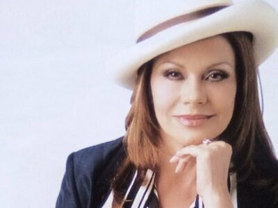 María Sorté agradece muestras de apoyo tras atentado a su hijo