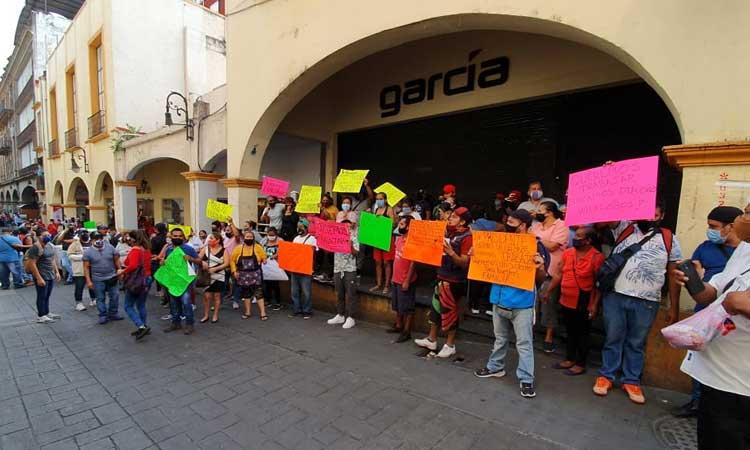 En Morelos, suspenden actividades comerciales no esenciales de Cuautla