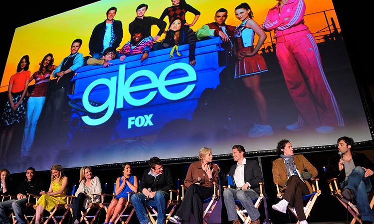 Maldición Glee