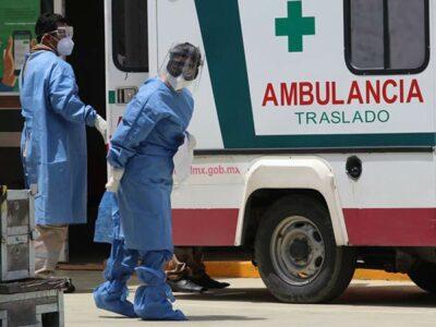 683 muertes por COVID-19 en personal médico