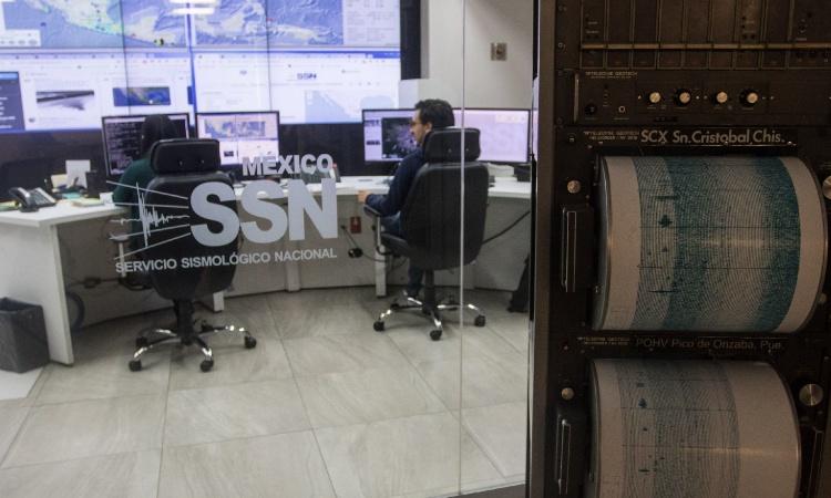 """""""Microsismo"""" en CDMX de magnitud 2.1 con epicentro en Iztapalapa"""