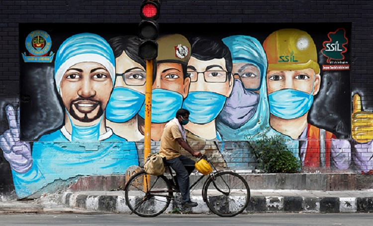 Mural cubrebocas